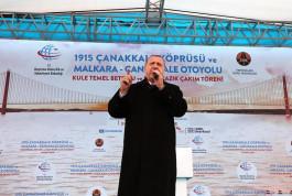 Cumhurbaşkanı Erdoğan, 1915 Çanakkale Köprüsü'nün Açılış Tarihini Açıkladı