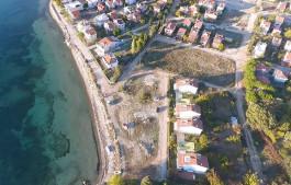 Dardanos'a Yeni Halk Plajı Yapılıyor