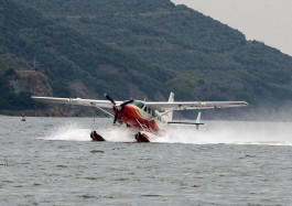 Çanakkale-İstanbul Deniz Uçağı Seferleri Başlıyor