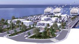 Yeni Gelibolu Feribot İskelesinin Yapımı İle İlgili Sözleşme İmzalandı