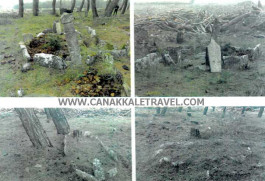 Salihler Köyü'ndeki Tarihi Mezarlık Koruma Altına Alındı