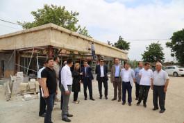 """Tevfikiye Köyü """"Troia Yılı"""" Kapsamında Yenileniyor"""