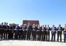 Cumhurbaşkanı Erdoğan Troya Müzesi'ni Ziyarete Açtı